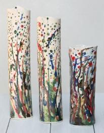 paper porcelain cylinders
